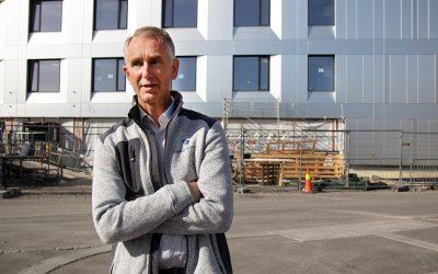 Hvordan har Tønsbergprosjektet lykkes med en sykehusutbygging bedre enn benchmark?